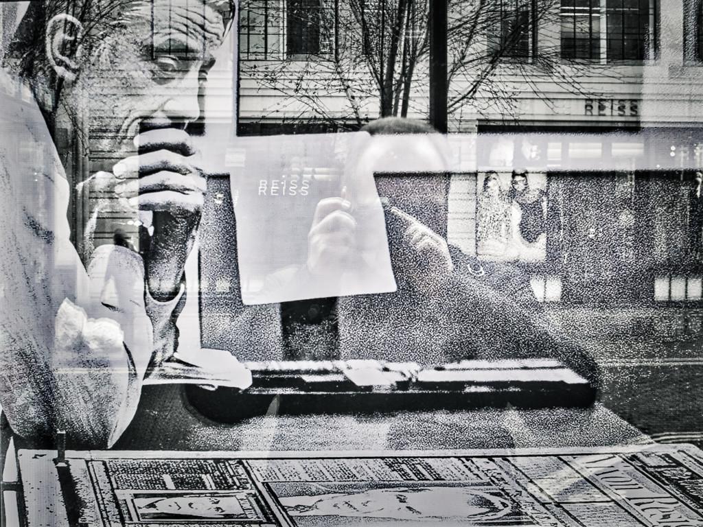 Streetart-Selfie