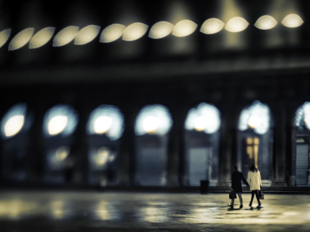 Venice Winter Impressionism