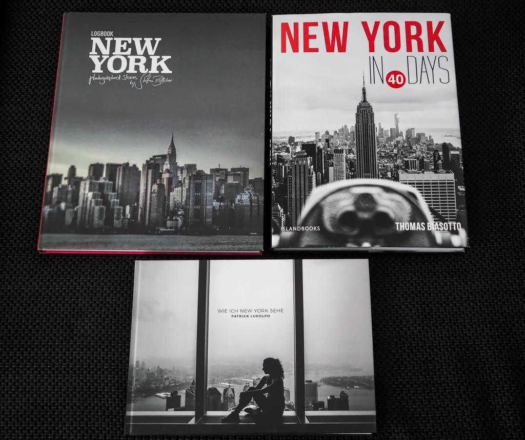 New York und die besten Foto-Bildbände