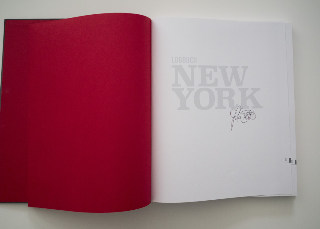Steffen Böttcher - Logbuch New York