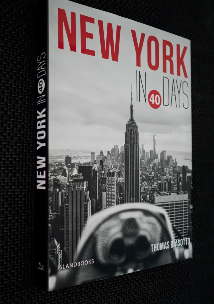 Thomas Biasotto - New York in 40 days