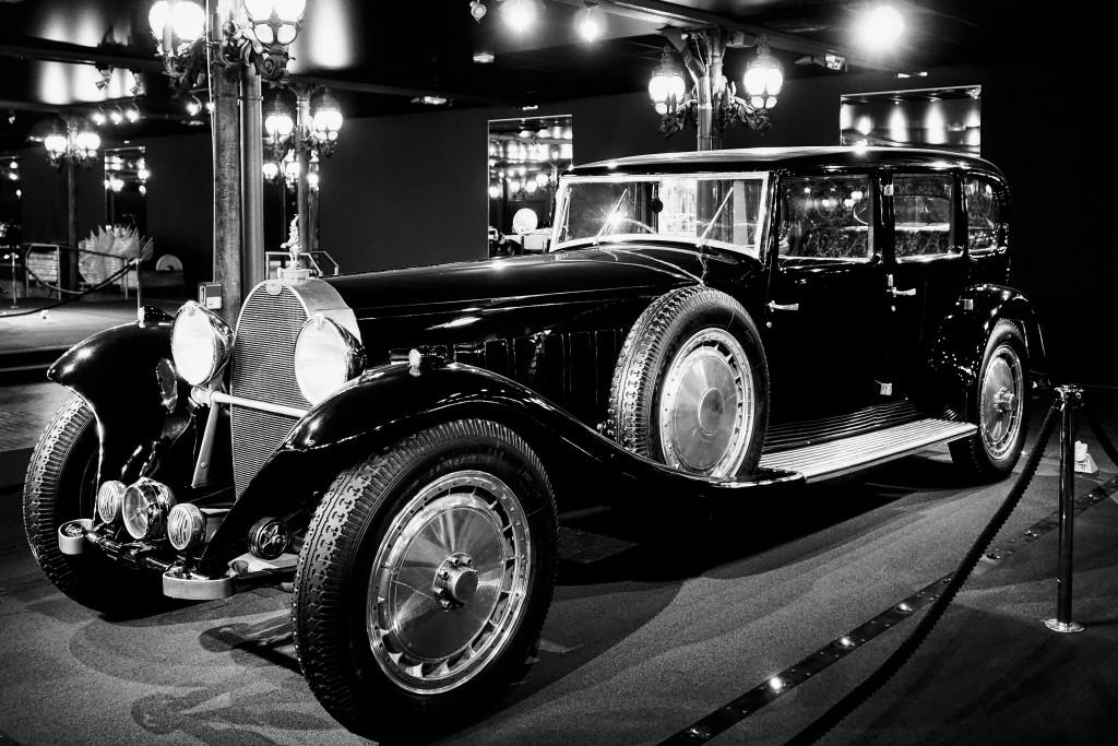 Olympus PEN F meets Classic Cars