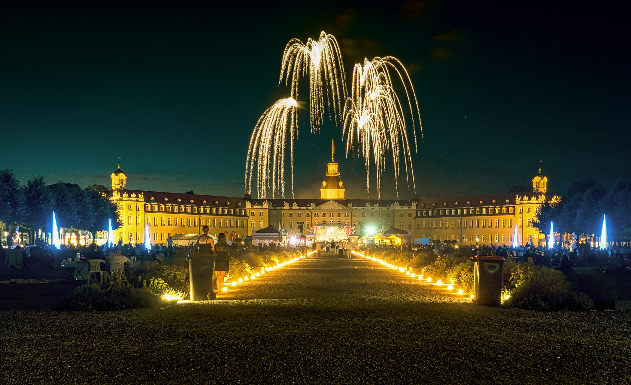 Karlsruhe Feuerwerk