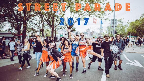 Street Parade Zürich 2017